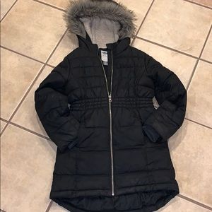 Old navy frosty free winter jacket